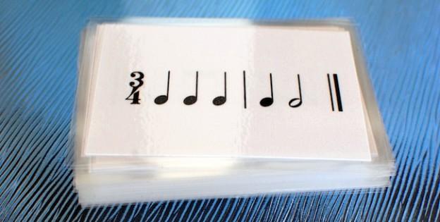 Quelques exercices rythmiques pour le piano