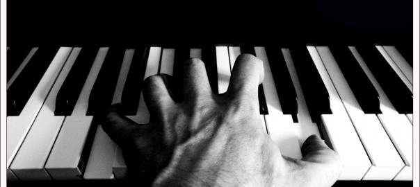 Travailler les arpèges au piano