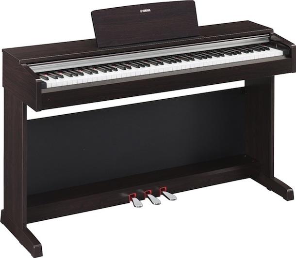 Piano numérique pour débutant : un exemple avec le Piano numérique pour débutant : un exemple de chez Yamaha YDP142R